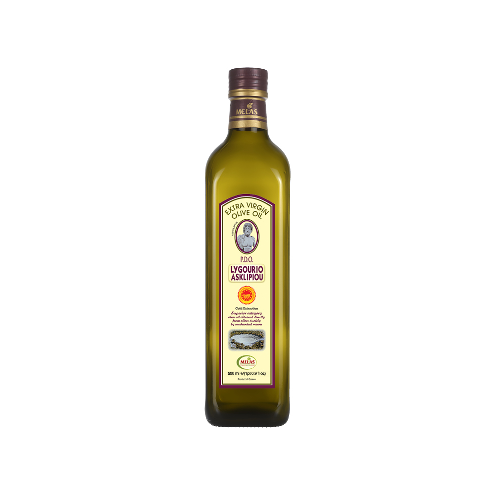 EXTRA VIRGIN OLIVE OIL-P.D.O. LYGOURIO ASKLIPIOU